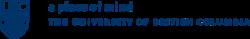 UBC Signature Logo