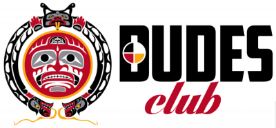 DUDES Club logo